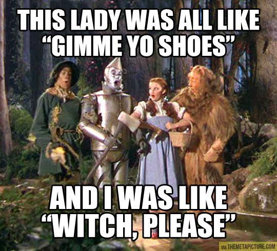 Dorothy's adventures…