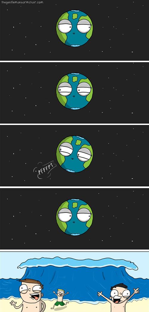 funny-Earth-fart-tsunami-cartoon