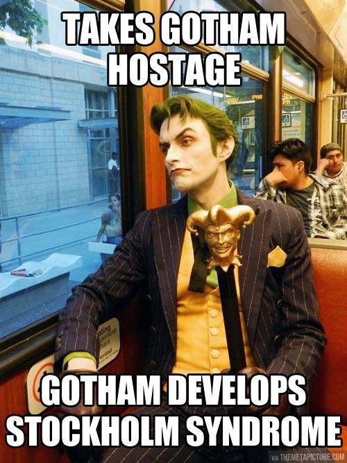 Photogenic Joker…