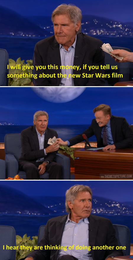 Secrets about the next Star Wars…
