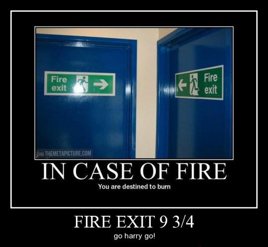 funny-Harry-Potter-fire-exit