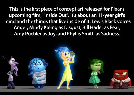 Pixar's new film…