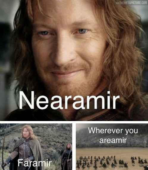 funny-LOTR-Faramir-near
