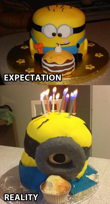 funny-Minion-cake-expectation-reality