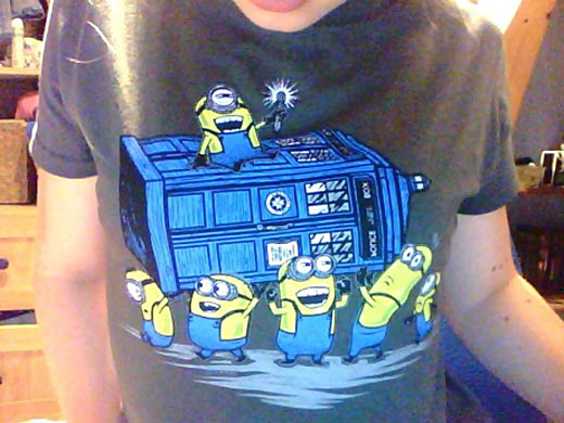funny-Minions-TARDIS-shirt