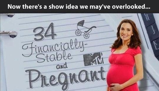 New show idea…