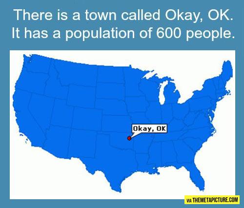 Okay, OK…