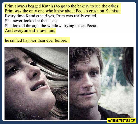 Hunger Games Mind Blown