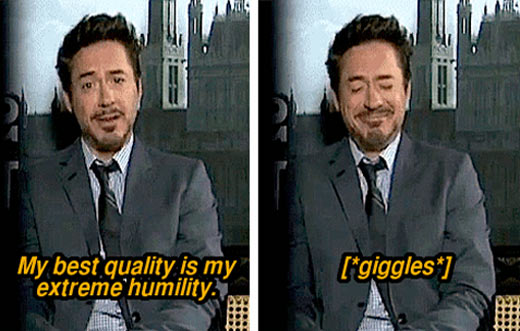 funny-Robert-Downey-humility-smiling