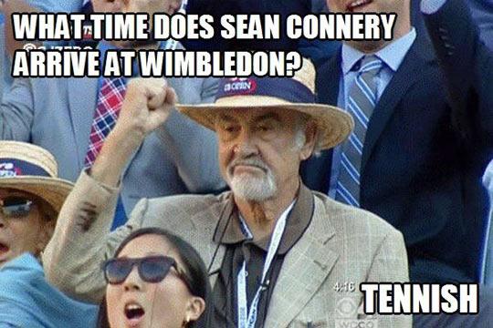funny-Sean-Connery-arrive-Wimbledon