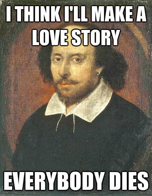 Shakespeare Logic…
