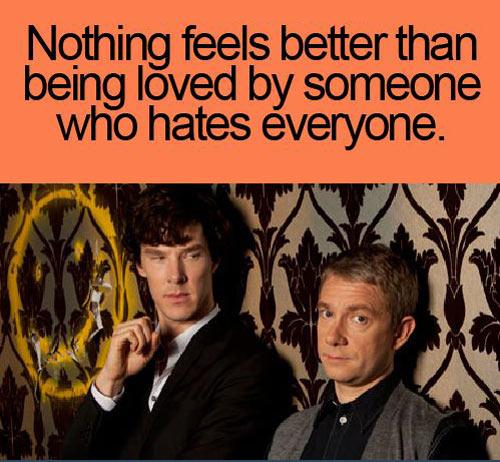 Nothing feels better…