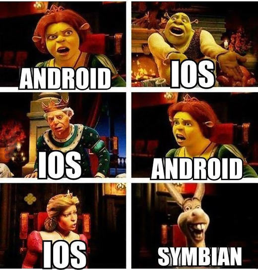 When people argue about mobile operating systems…
