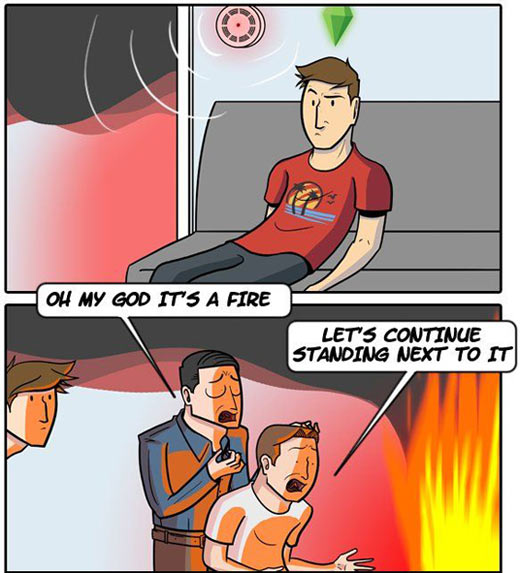 Sims Safety…