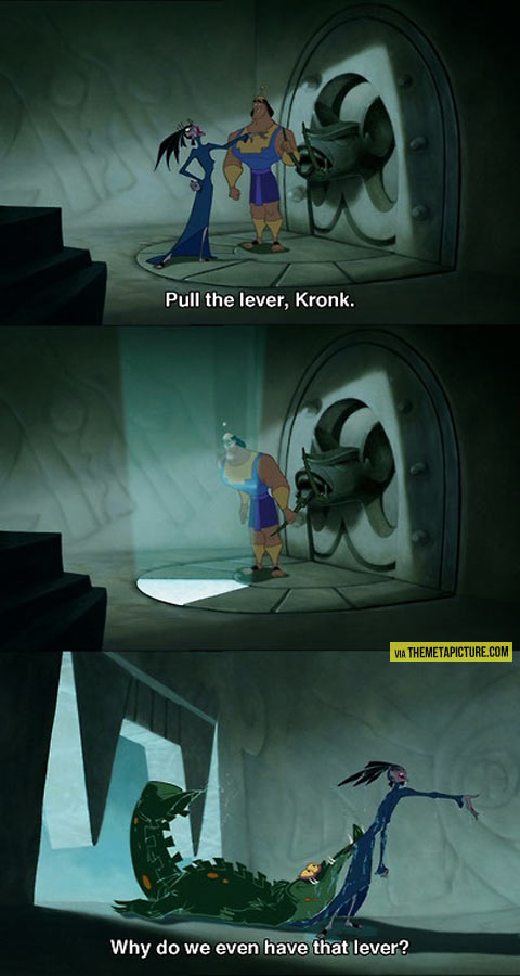 funny-The-Emperors-Kronk-lever