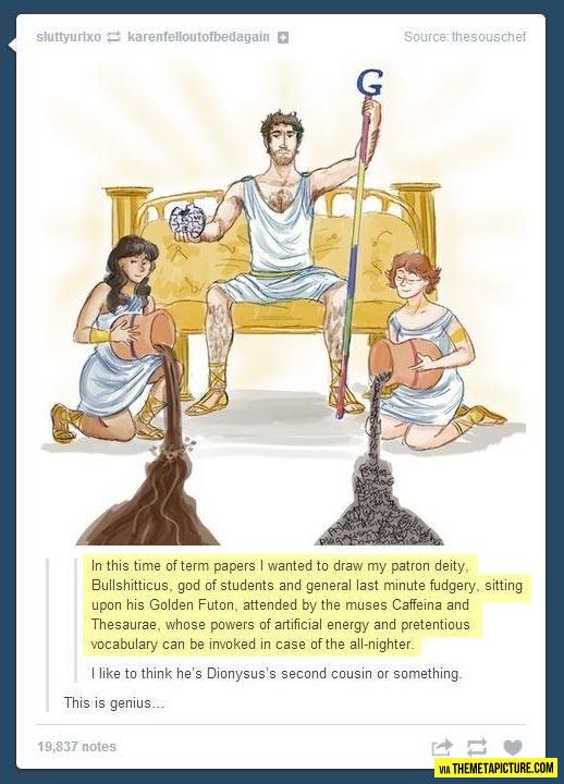 funny-Tumblr-Greece-muses-futon