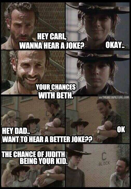 Do you want to hear a joke?