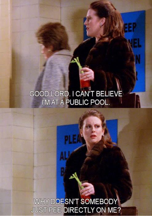 funny-Will-Grace-public-pool-pee
