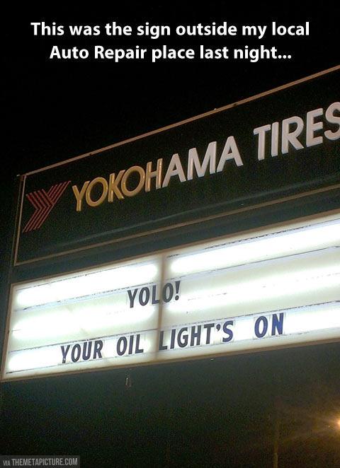 Auto Repair YOLO…