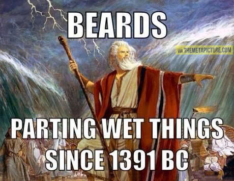 funny-beards-Moses-Red-Sea-parting