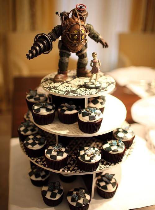 funny-cake-Bioshock-toy