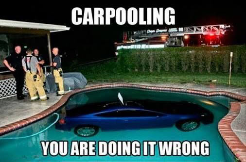 Carpooling Done Wrong