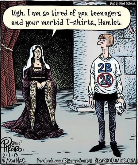 funny-comic-Hamlet-shirt
