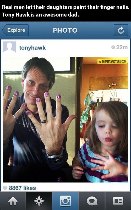 funny-dad-girl-nail-polish