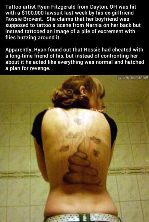 funny-girlfriend-cheated-revenge-tattoo