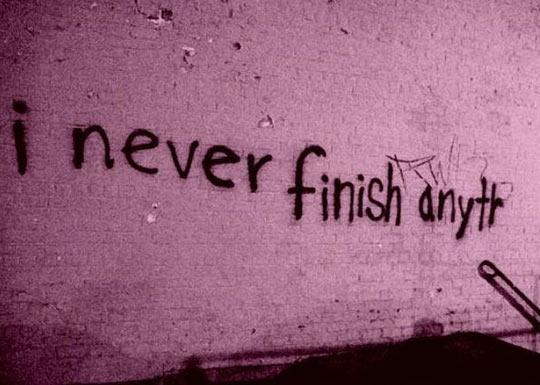 Interesting graffiti…