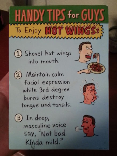 funny-handy-tips-hot-wings