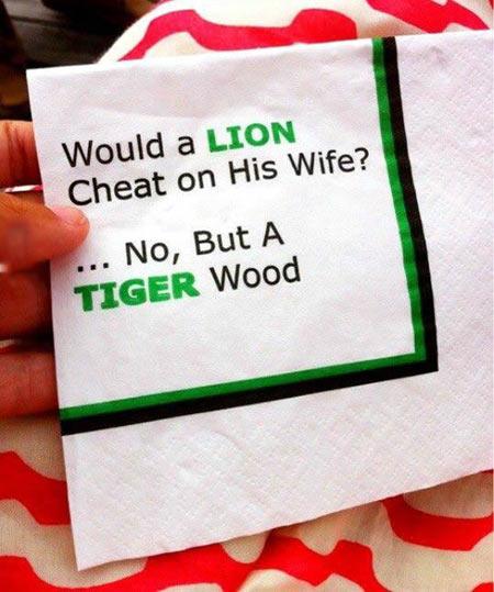 Feline cheaters…