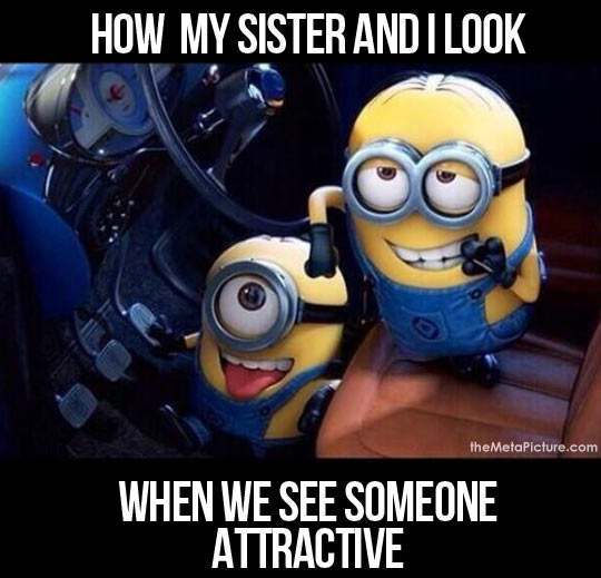 funny-look-alike-minion-attractive