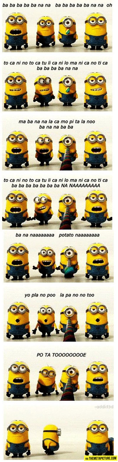 funny-minion-banana-song