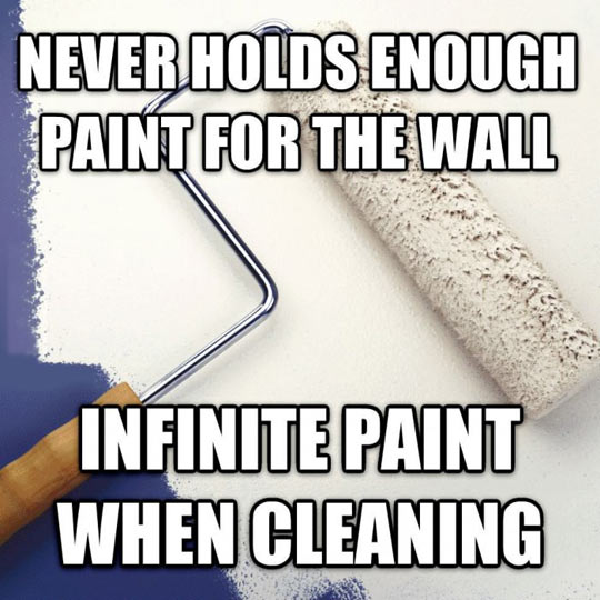 funny-paint-brush-wall-cleaning