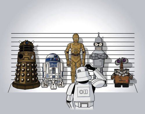 funny-robot-series-TV-recognition