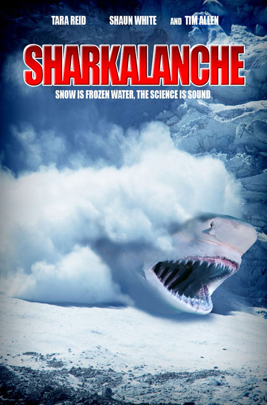 If you thought Sharknados weren't terrifying enough…