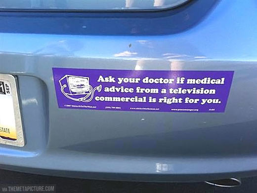 Ask your doctor…