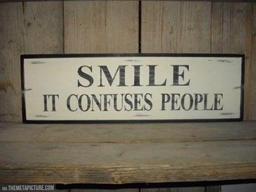 Certain people often dislike it…