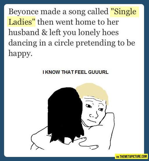 funny-single-lady-Beyonce-reality