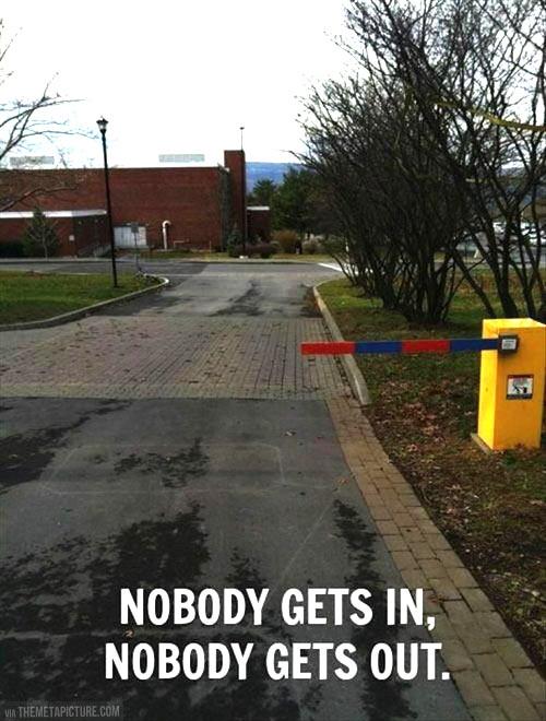 Serious security…
