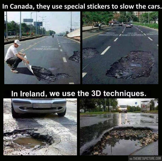 Ireland doesn't have time for silly games…
