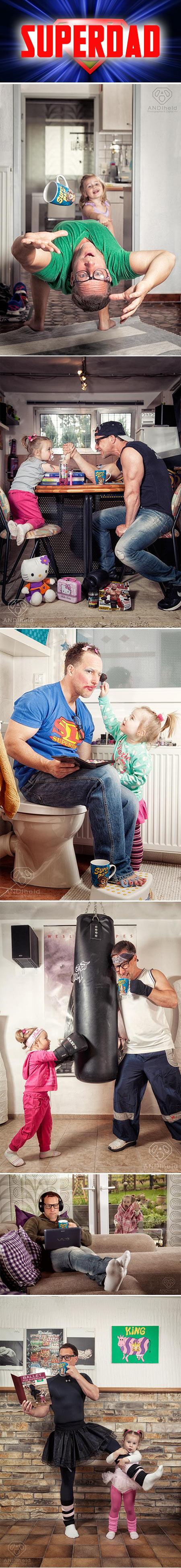 Super Dad...