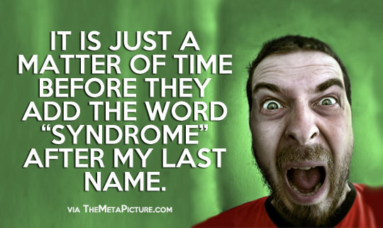 funny-syndrome-last-name-quote