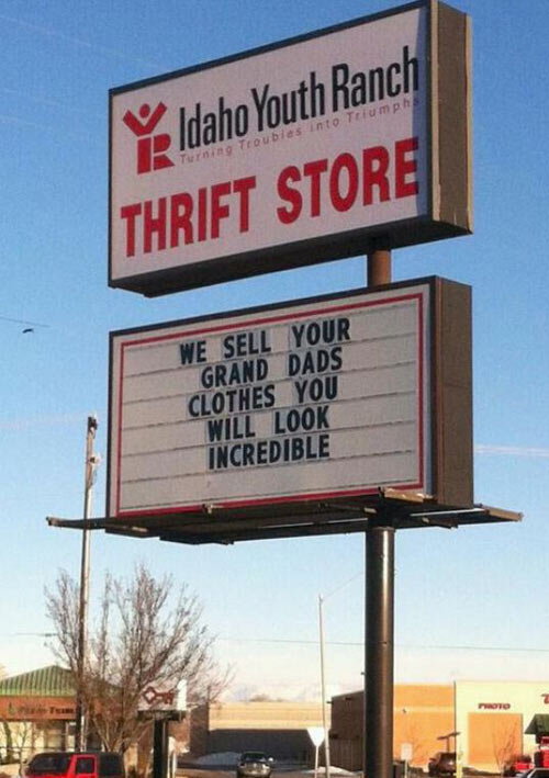 I'm gonna pop some tags…