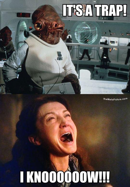 You were warned, Catelyn…