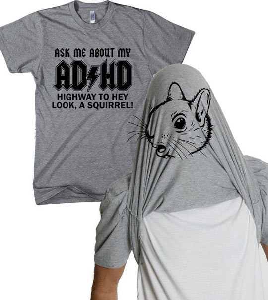 Ask me about my ADHD…