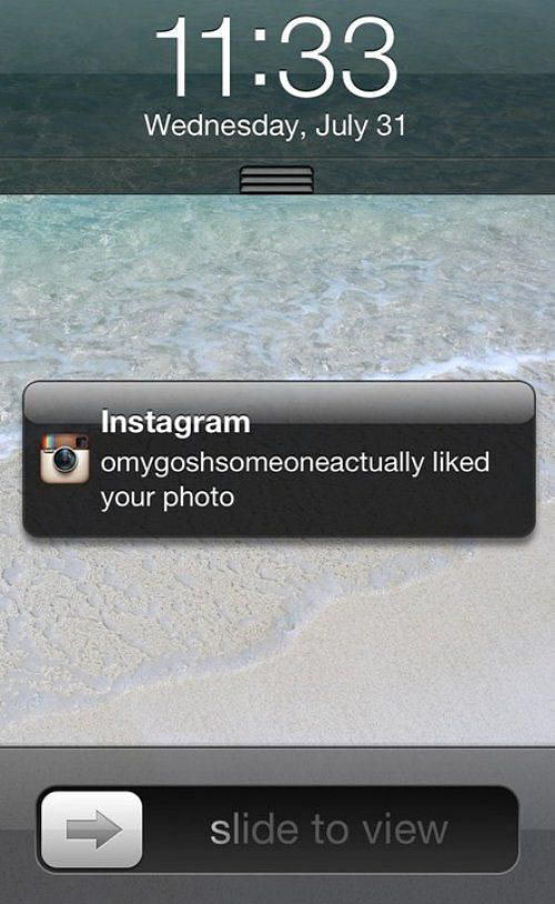 funny-username-Instagram-iPhone-message