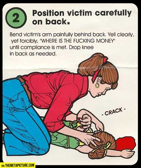 How to act in case of emergency…