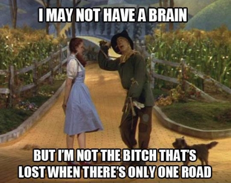 Getting Tired of Your Shit, Dorothy
